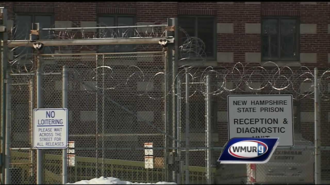 New Hampshire state prison