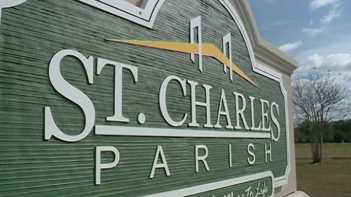 St Charles Parish Issues State Of Emergency In