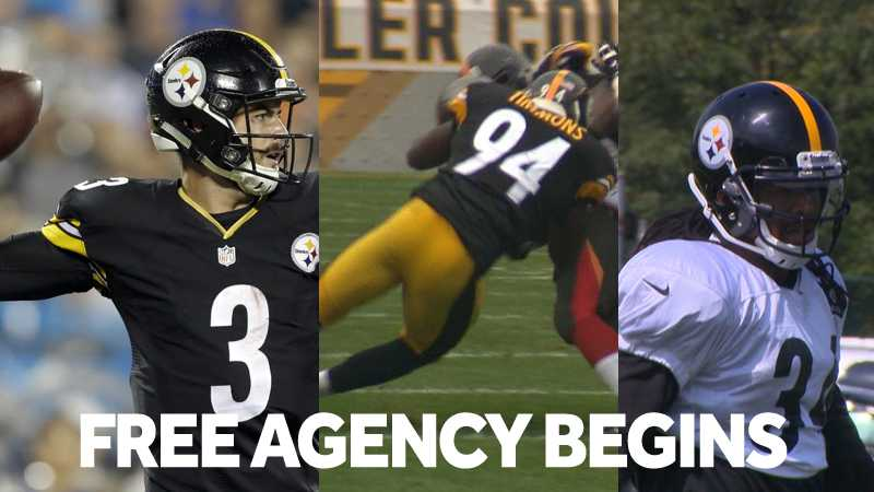 Steelers free agency