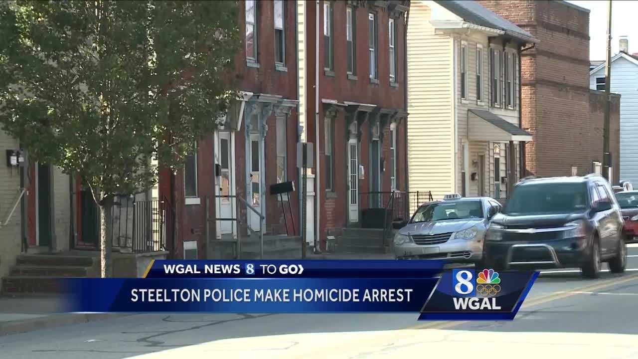 Steelton arrest