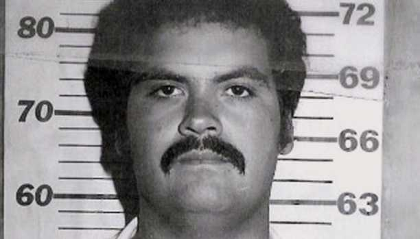 Stephen Michael Paris is pictured in a photo dated Aug. 6, 1980.