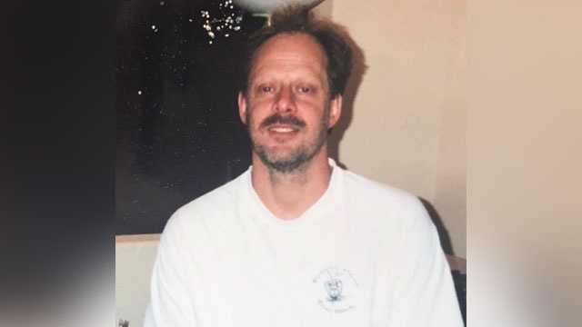 Suspected Las Vegas gunman Stephen Paddock