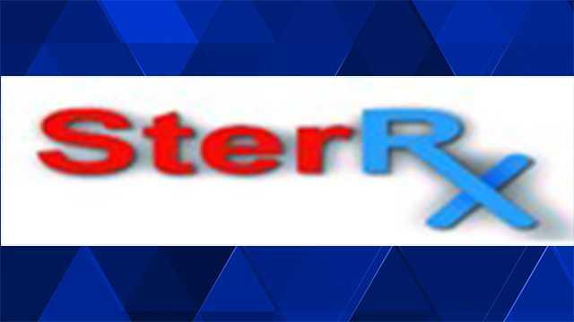 SterRx logo