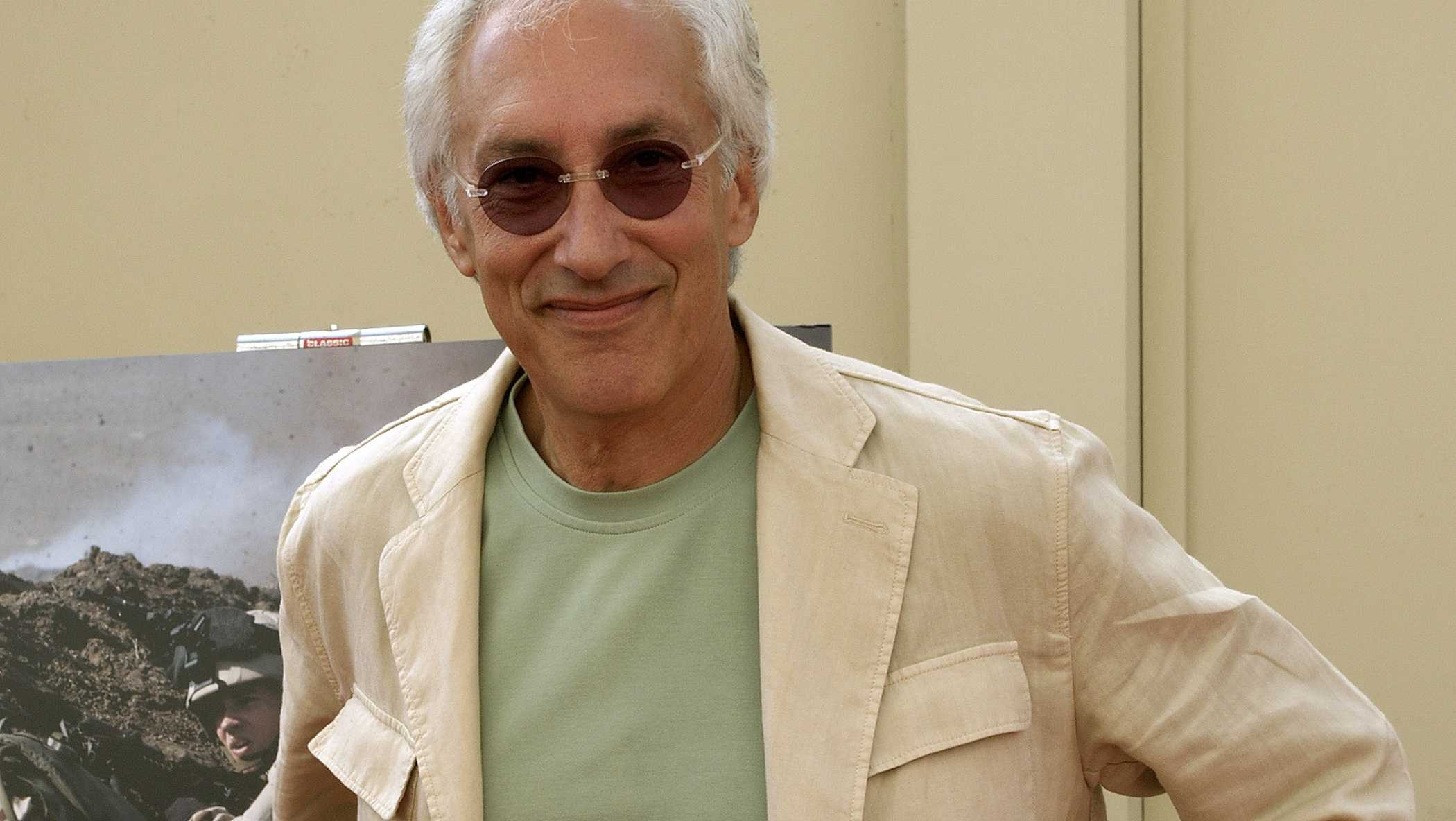 Steven Bochco during FX's 'Over There' Los Angeles Premiere at the Darryl F. Zanuck Theatre.