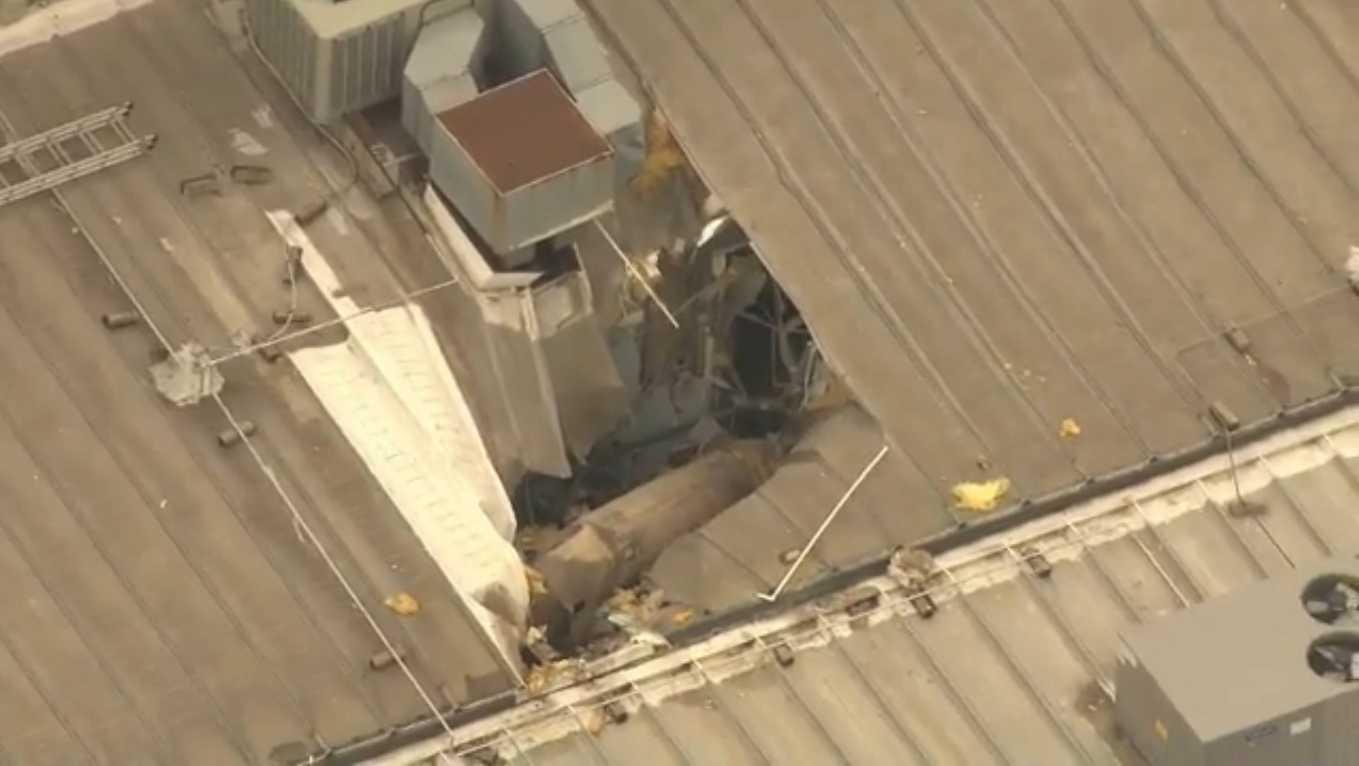 St. Louis explosion kills 3