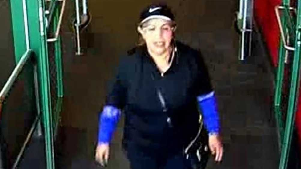 Placer County Sheriff's Property Crimes Unit detectives are asking for the public's help in identifying this woman, who was captured on video at several stores using a stolen credit card.