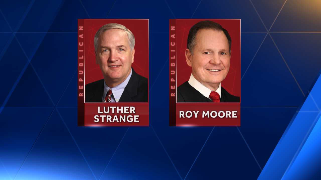 Luther Strange agrees to Lincoln-Douglas debate with Roy Moore