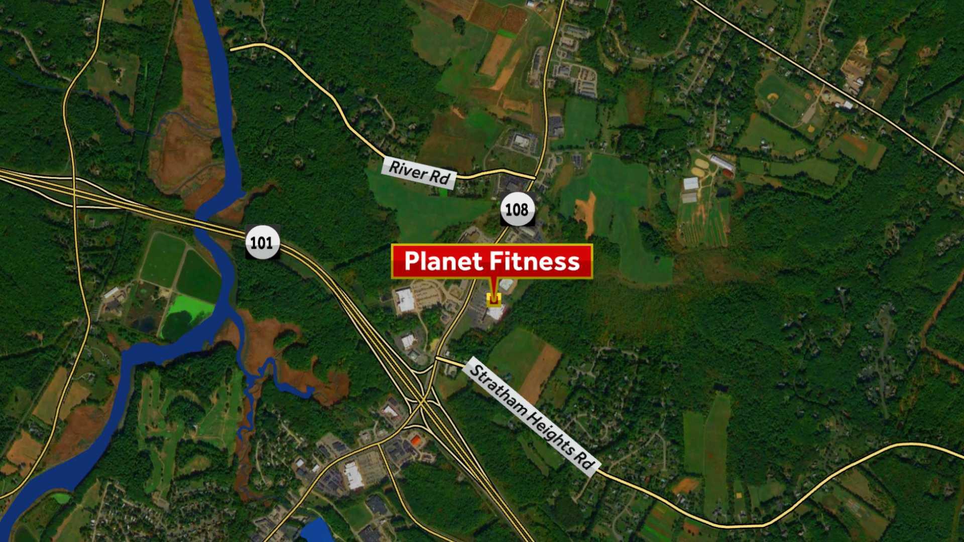 Police: Man grabbed woman in Planet Fitness locker room