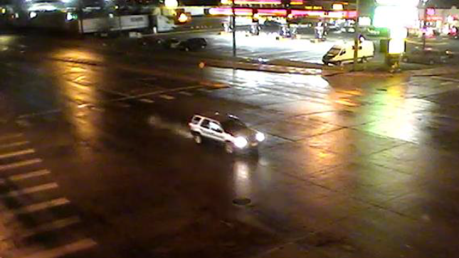 Council Bluffs Street Sweeper Hit 1