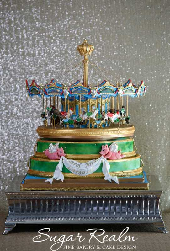Feast your eyes on this cake version of Music Hall