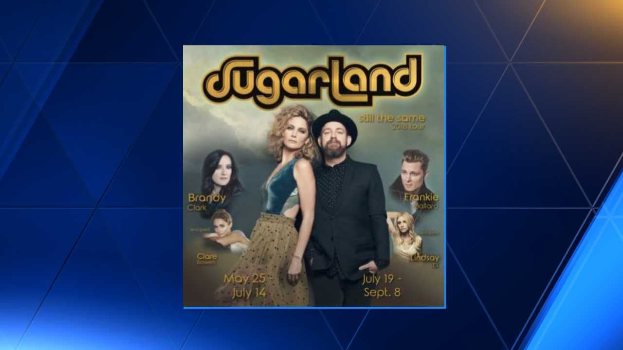 Country duo Sugarland bringing latest tour to St. Louis this summer