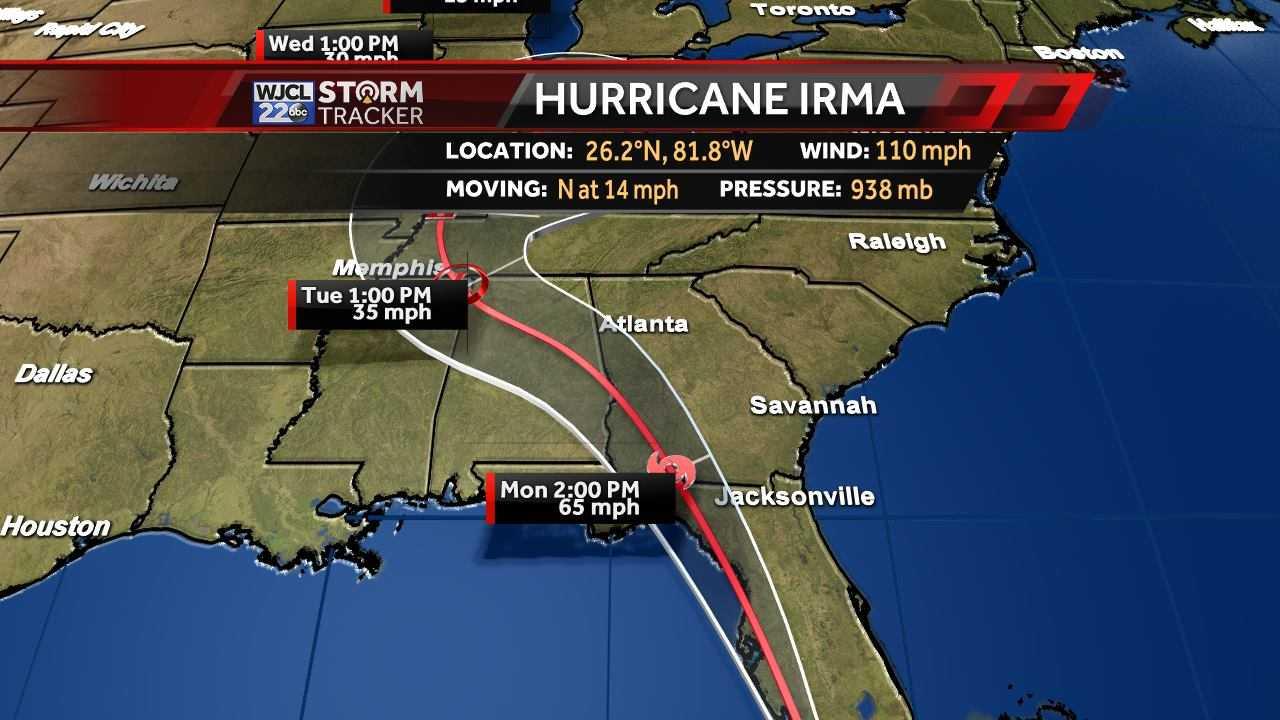 Irmau0027s impacts swipe southeast Georgia u0026