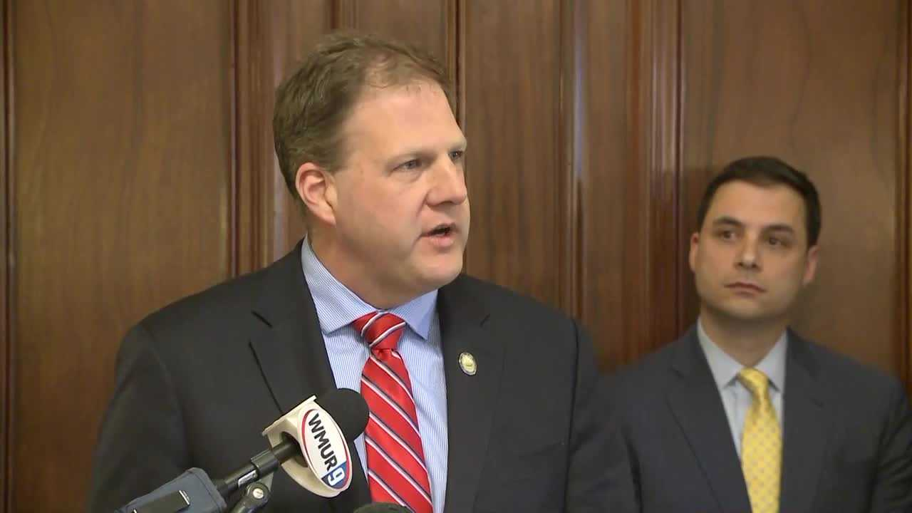 Opioid crisis among Gov. Sununu's State of the State topics
