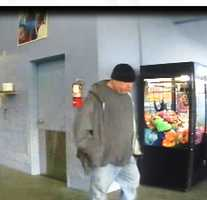 York Wal-Mart robbery suspect