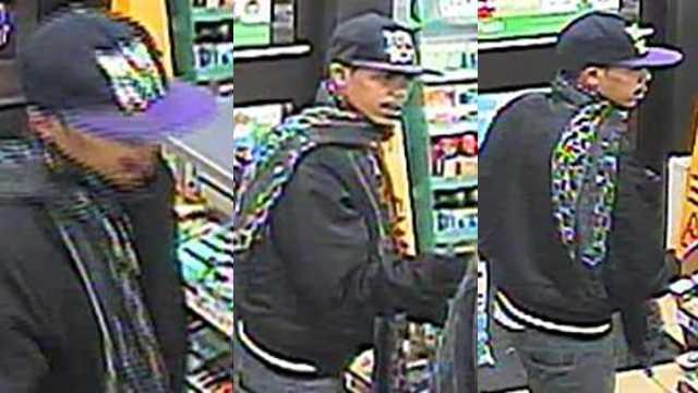 7-Eleven robbery suspect