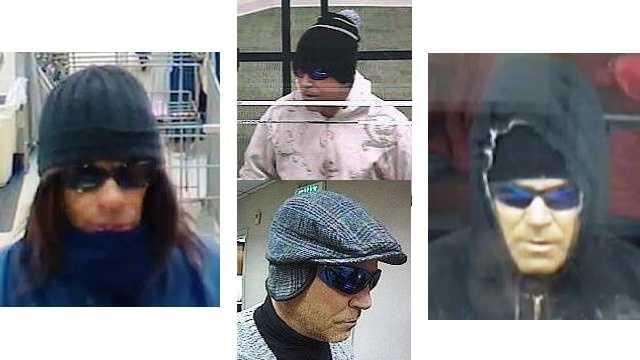 Winter hat robber