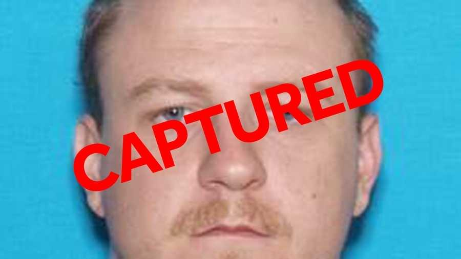 Suspect in killing of Missouri police officer is captured