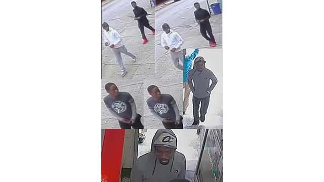 Suspects in homicide