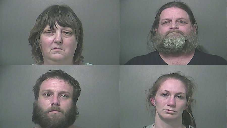 4 arrested in death of 9-year-old boy with cerebral palsy