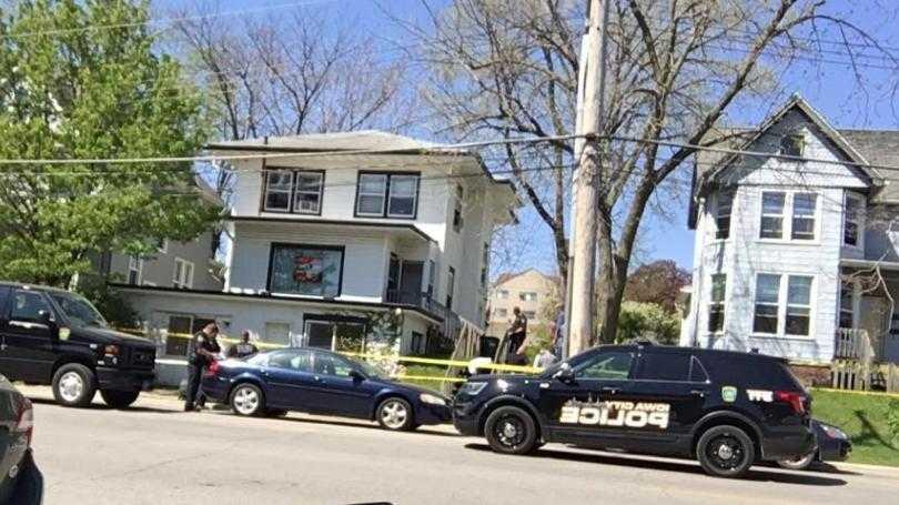 Iowa City police investigating suspicious death of man