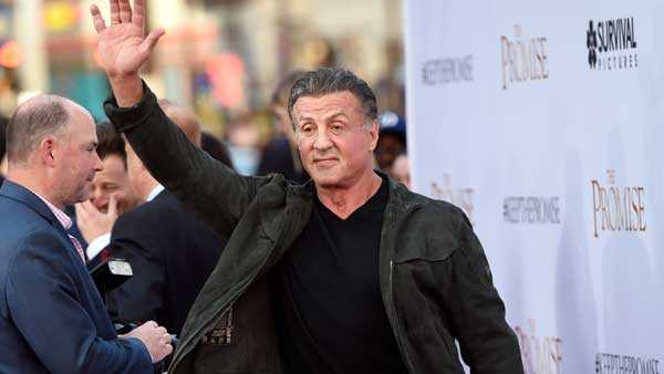 Sylvester Stallone filming new action movie at Ohio State Reformatory; extras wanted!