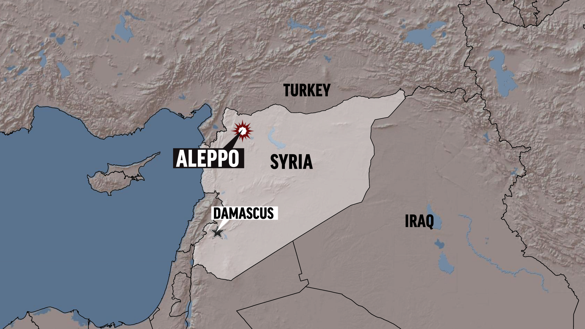 An explosion on March 29 hit a U.S.-led coalition vehicle, killing an American soldier in Manbij town in Syria. Manbij sits about 59 miles northeast of Aleppo.