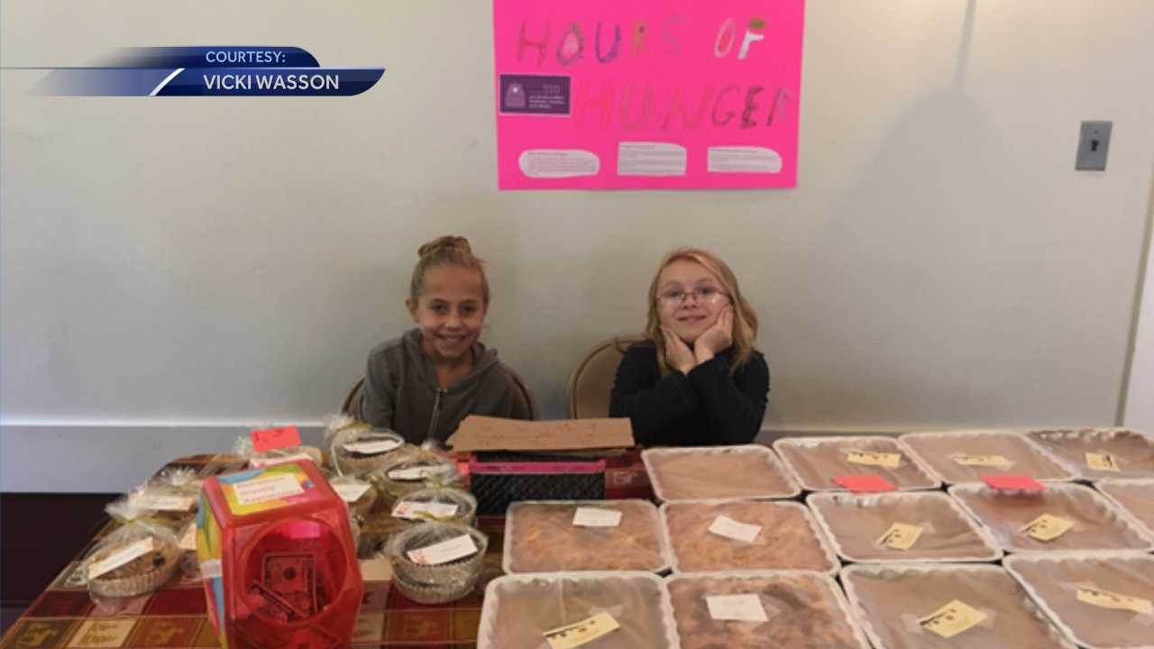 Tamworth students raise money for kids in need