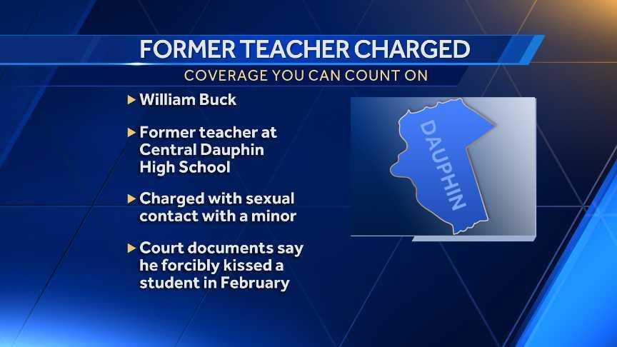 William Buck graphic teacher accused