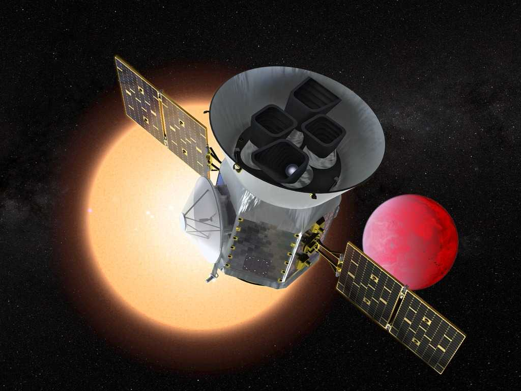 NASA spacecraft aims to put mystery planets on galactic map