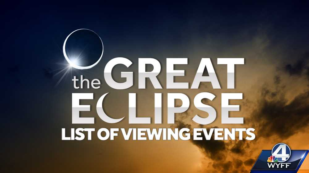 Eclipse viewing parties