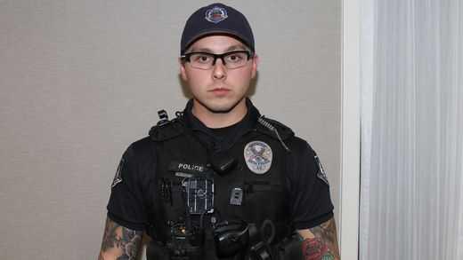 """Officer Phillip """"Mitch"""" Brailsford"""
