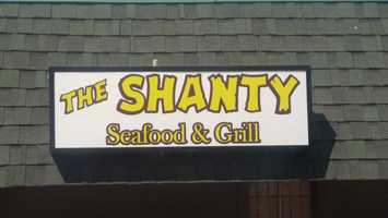 The Shanty Seafood and Grill in Portsmouth