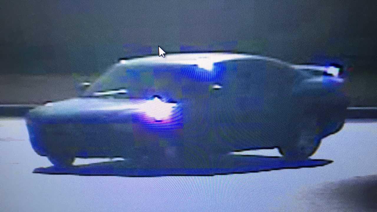 Hershey theft suspect vehicle