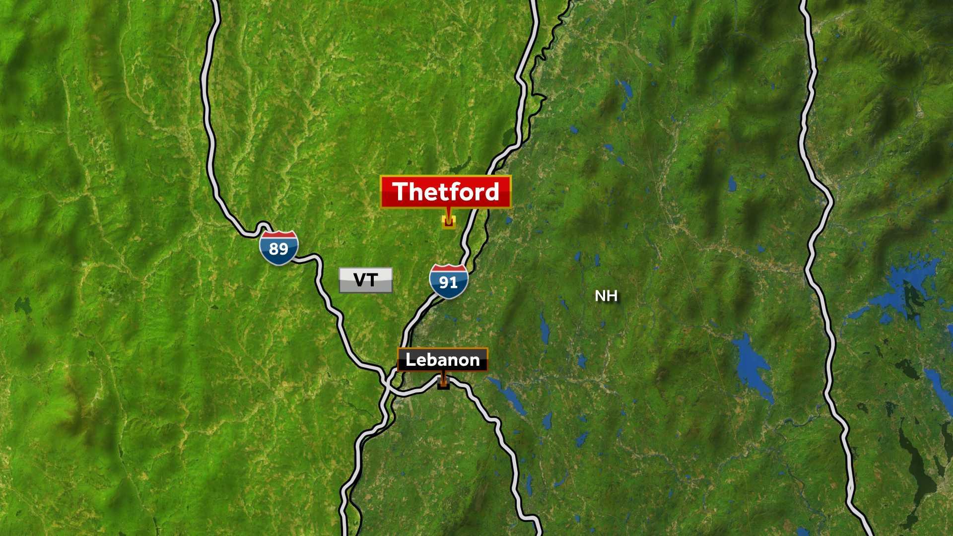 Thetford, Vermont