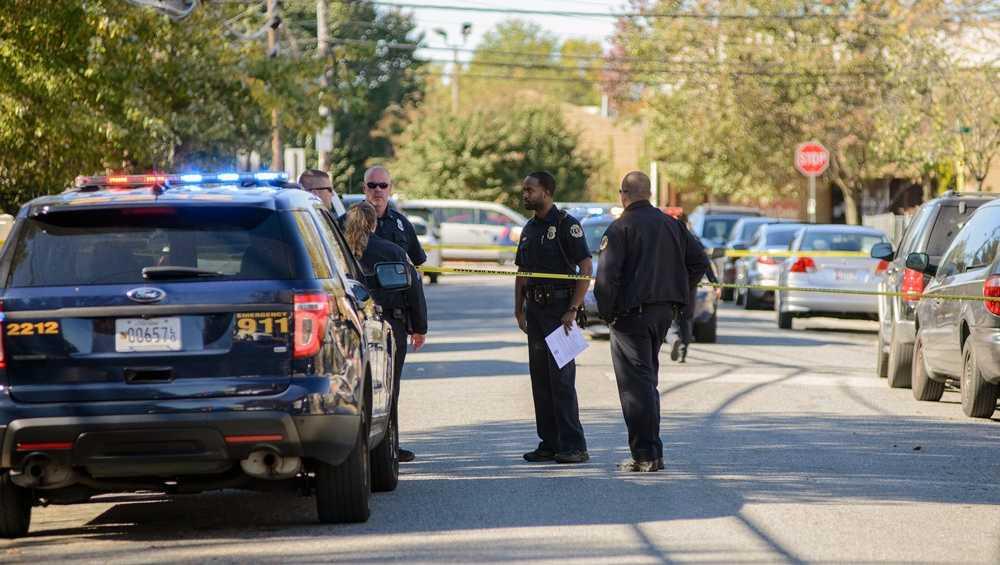 Annapolis Monroe Street shooting