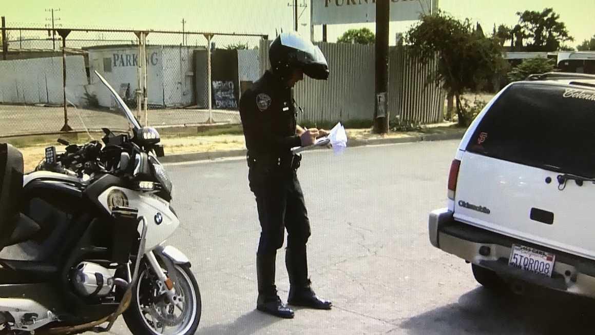 California to stop suspending licenses for traffic fines