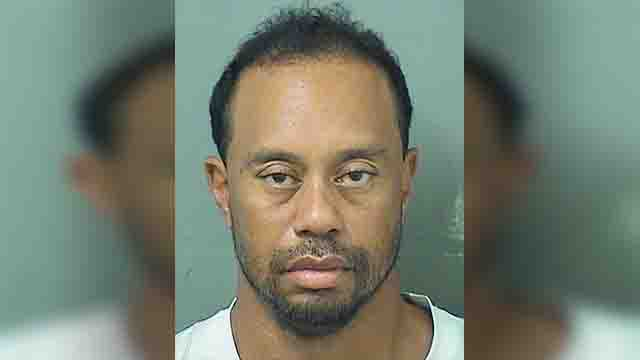 Tiger Woods appears in Palm Beach County court to resolve DUI case