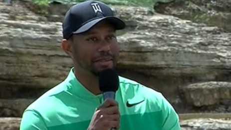 Tiger Woods, Branson golf course