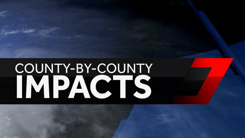 County-by-County Impacts