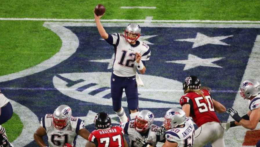 Tom Brady Super Bowl 51