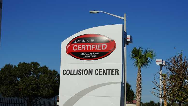 Orlando Toyota Collision Center