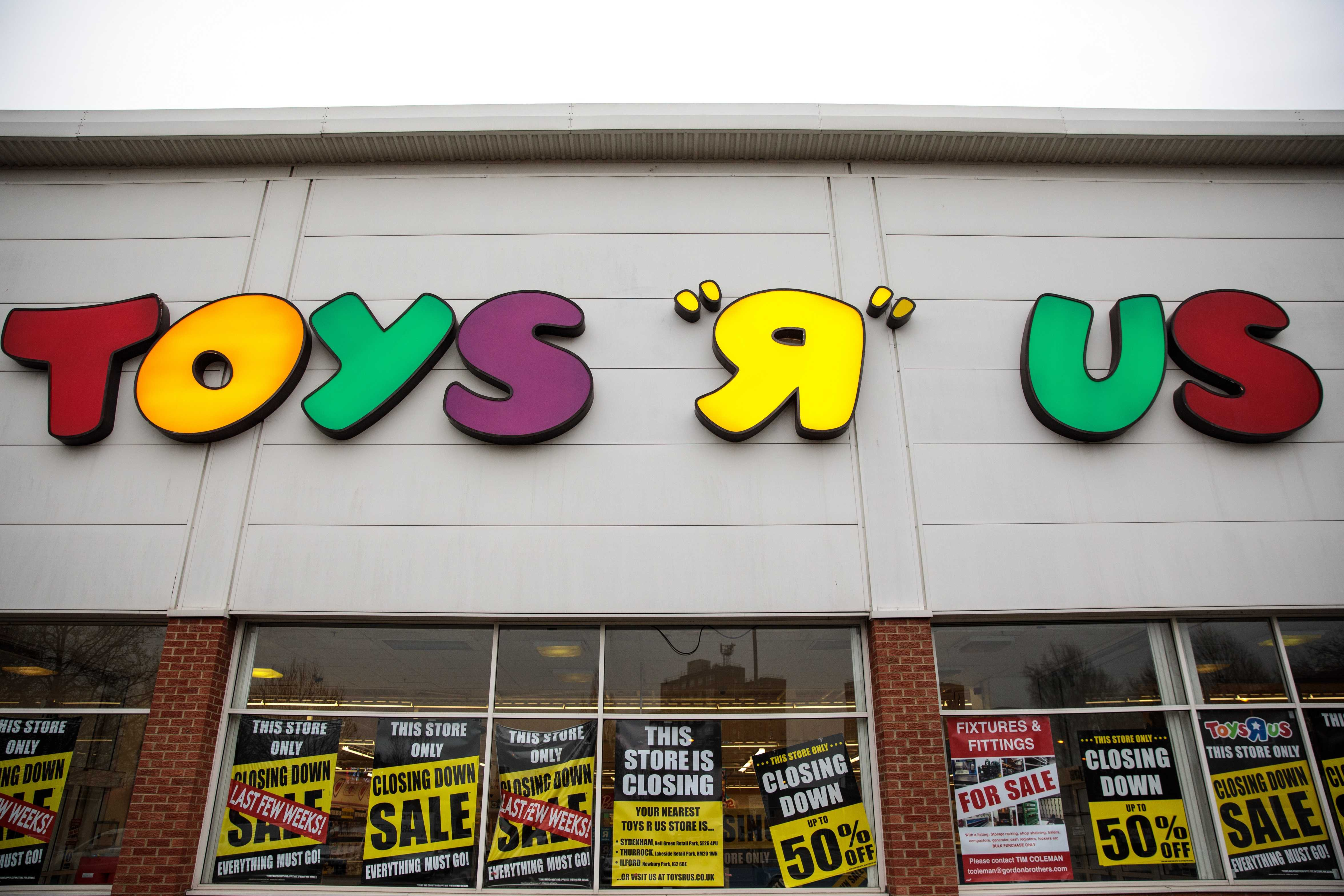 Toys 'R' Us reportedly closing 200 more stores