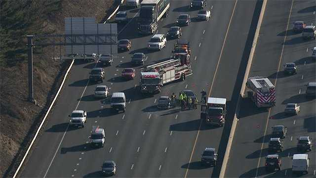I-695 crash
