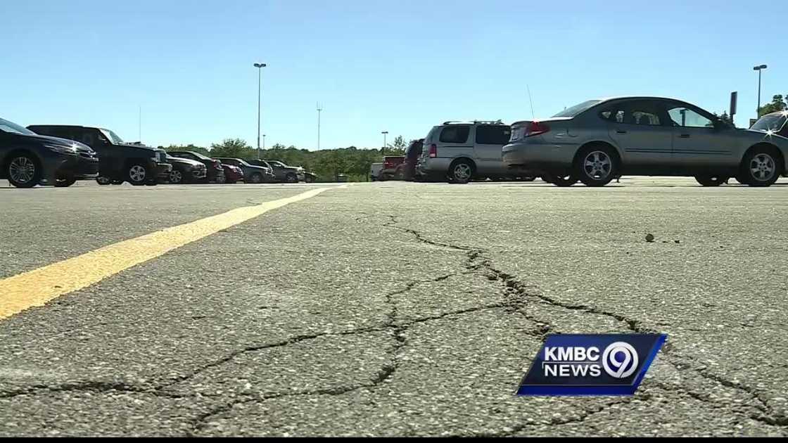 Kansas City Chiefs Parking Lot