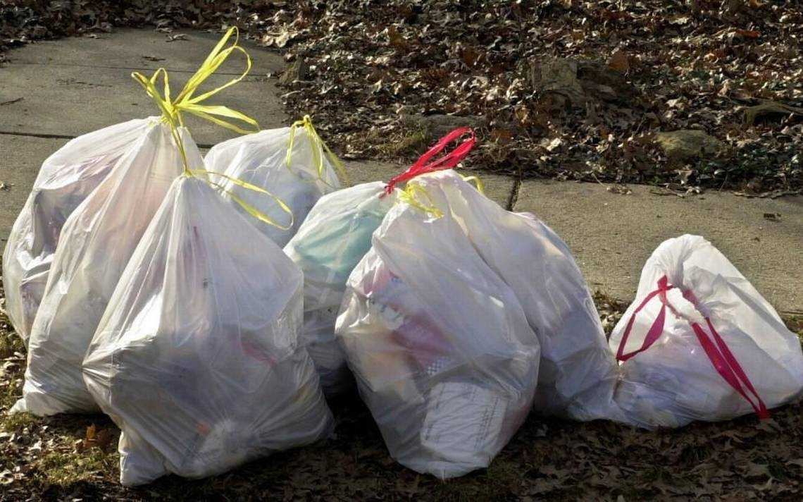 Council Bluffs trash pickup time changed due to heat