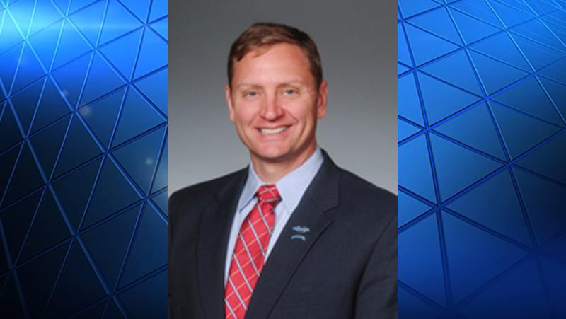 Arkansas State Rep. Trevor Drown of Russellville