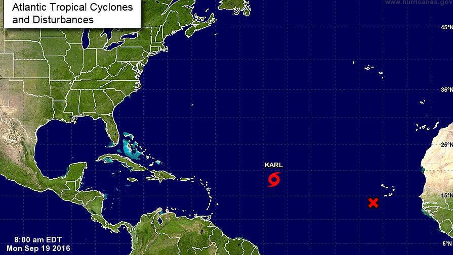 Tropics update 9/19