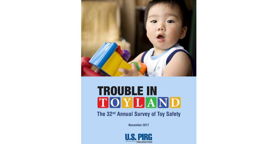 CALPIRG Report Urges Toy Buyers To Avoid These Dangerous Gifts