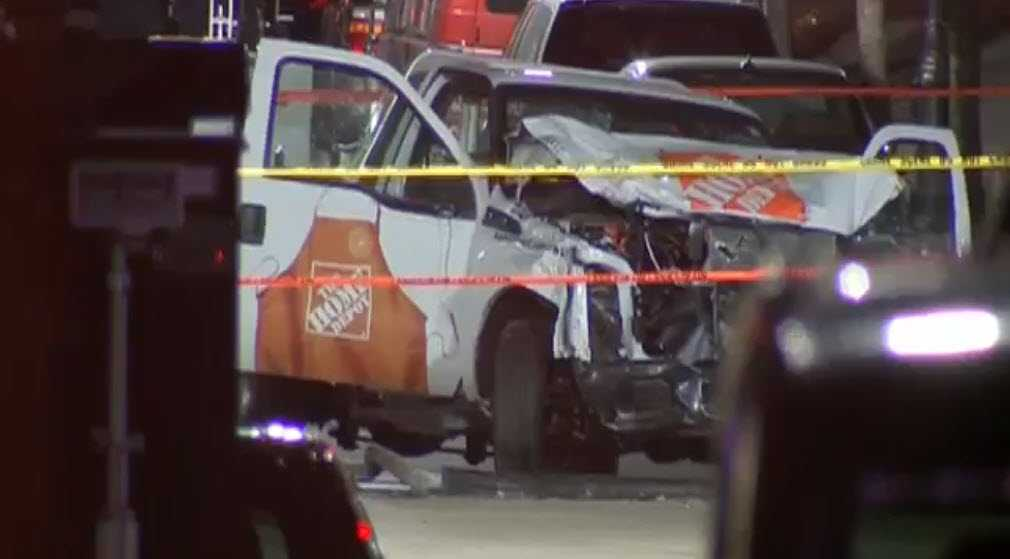 NY Terror Suspect Who Drove Pickup, Used To Drive A Tractor Trailer!