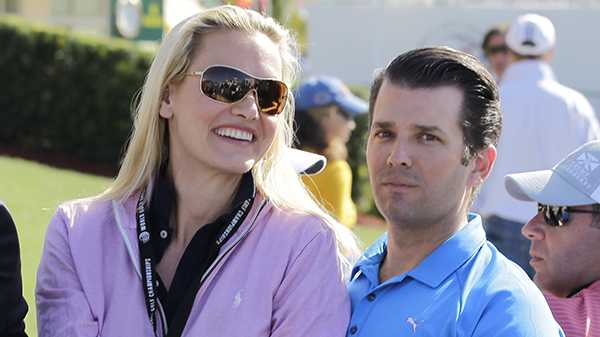 Vanessa Trump Hospitalized After Opening Package With White Powder